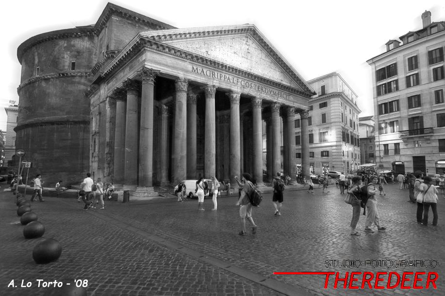 Bianco nero in digitale i primi 10 consigli club fotografia for Roma in bianco e nero