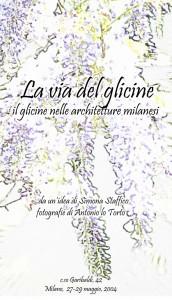 www.clubfotografia.com, Il Glicine nelle archittetture milanesi