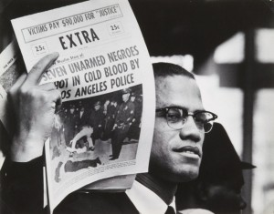 Malcom X, Gordon Parks (courtesy of www.cvgadget.com)