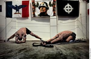 "Paolo Marchetti, ""Fever - The awakening of European Fascism"" (courtesy of festivaldellafotografiaetica.it)"