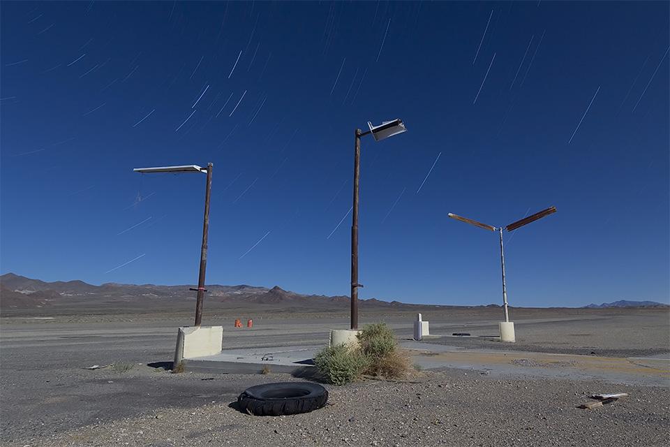 L illuminazione artificiale nella fotografia di paesaggio per