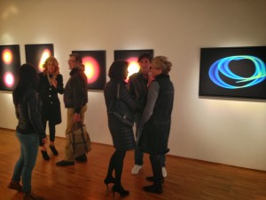 L'inaugurazione della mostra di Betta Gancia allo Spazio Forma (courtesy of fascinatingmoods.blogspot.it)