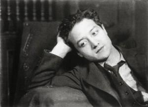 Isamu Noguchi, New York 1929 (courtesy of Berenice Abbott)