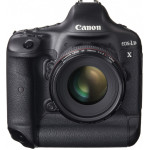 La EOS-1D-X (courtesy of canon.com)
