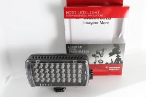 Manfrotto ML360 con la sua confezione (courtesy of connecteddigitalworld.com)
