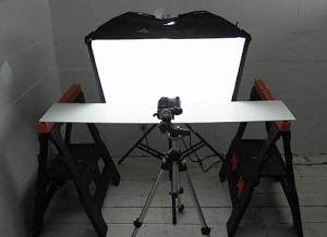La versione base del set fotografico