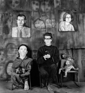 Roger Ballen, Place of the Eyeballs, 2012 (courtesy of http://museomacro.org)