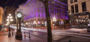 'Cold & Steamy' By Gavin Hardcastle – Location, Gastown, Vancouver, BC