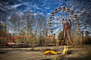 Pripyat, Ucraina (courtesy of incredibilia.it)
