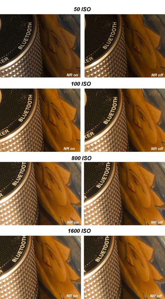 Fig. 1: I risultati dell'esperimento sulla funzione di NR condotto da Mattia Lepri (foto di M. Lepri)