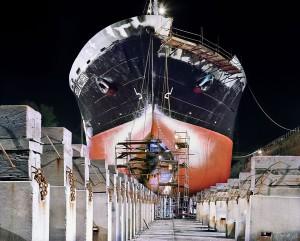 Luca Campigotto Arsenale di Venezia, 2000 © Luca Campigotto