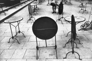 Foto di H. CARTIER-BRESSON. Firenze, 1933