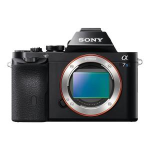 La Sony ALPHA A7S