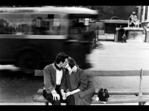 Parigi, 1954 - Foto di G. Berengo Gardin (courtesy of Fondazione Forma per la Fotografia)