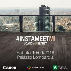 #INSTAMEETMI. Sabato 10 settembre, tutti sul tetto del palazzo della Regione Lombardia