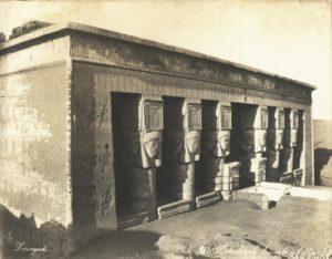 Tempio di Denderah (Zangaki)