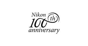 Il logo del centenario Nikon
