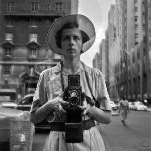 Vivian Maier, Self Portrait